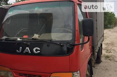 Бортовой JAC HFC 1020K 2008 в Боярке