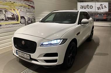 Jaguar F-Pace 2017 в Харькове