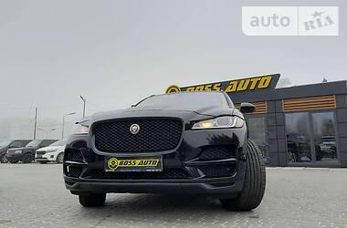 Jaguar F-Pace 2016 в Львове