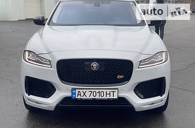 Jaguar F-Pace 2016 в Харькове