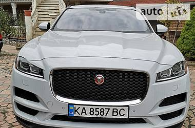Jaguar F-Pace 2017 в Киеве