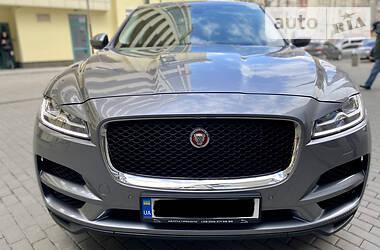 Jaguar F-Pace 2019 в Киеве