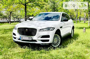 Внедорожник / Кроссовер Jaguar F-Pace 2016 в Николаеве