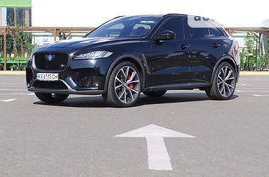 Внедорожник / Кроссовер Jaguar F-Pace 2019 в Киеве