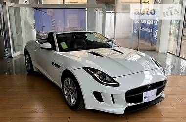 Jaguar F-Type 2014 в Киеве