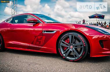 Jaguar F-Type 2016 в Днепре