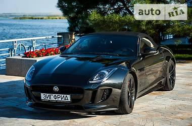 Jaguar F-Type 2014 в Днепре