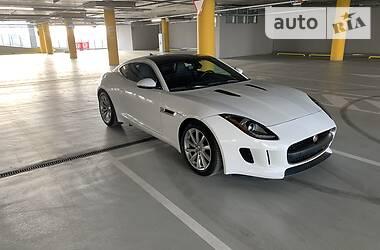 Jaguar F-Type 2015 в Киеве