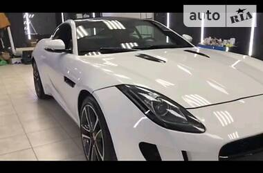 Jaguar F-Type 2014 в Ровно
