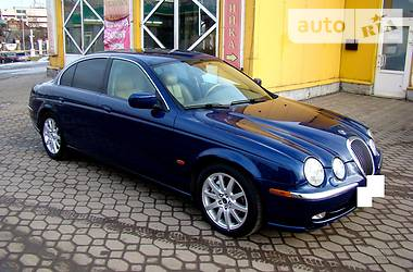 Jaguar S-Type 2002 в Львове