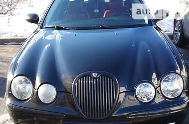 Jaguar S-Type 2002 в Киеве