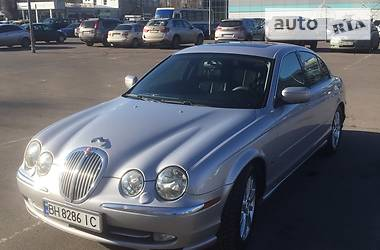 Jaguar S-Type 2000 в Одесі
