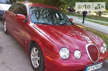 Jaguar S-Type 2002 в Львові