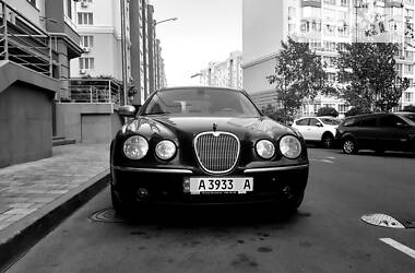 Jaguar S-Type 2006 в Киеве