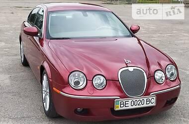 Jaguar S-Type 2007 в Жовтих Водах