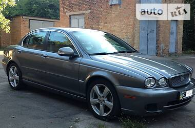 Jaguar X-Type 2009 в Прилуках