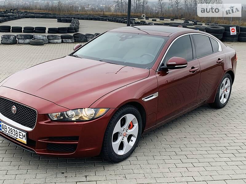 Jaguar XE 2016 в Виннице