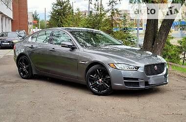 Jaguar XE 2017 в Киеве
