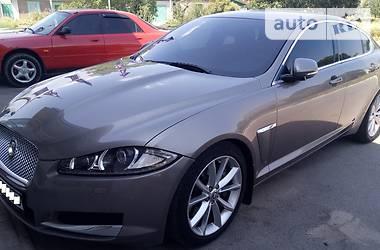 Jaguar XF 2012 в Херсоне