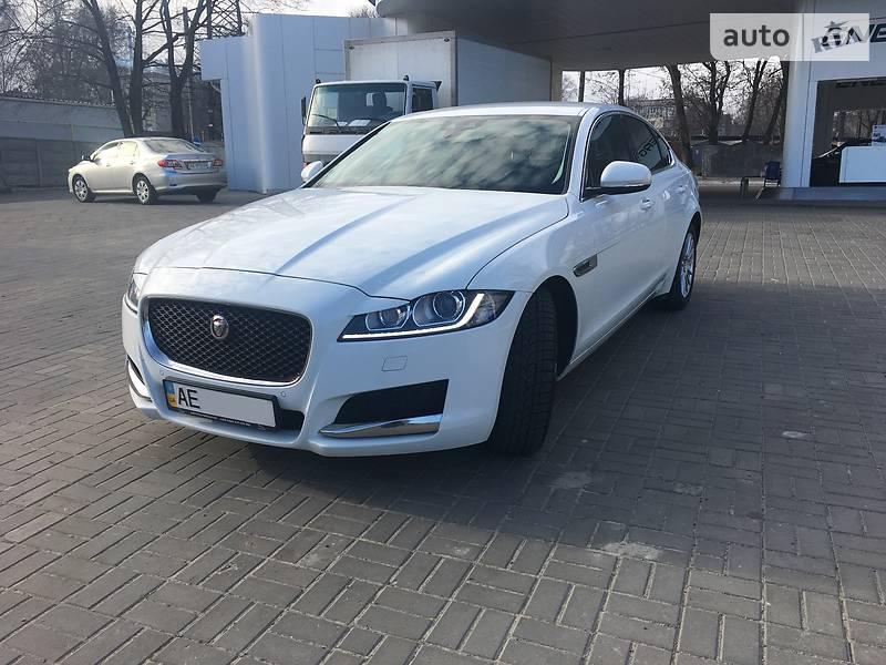 Jaguar XF 2017 в Днепре