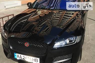 Jaguar XF 2017 в Киеве
