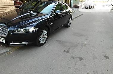 Jaguar XF 2014 в Киеве