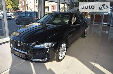 Jaguar XF 2018 в Днепре