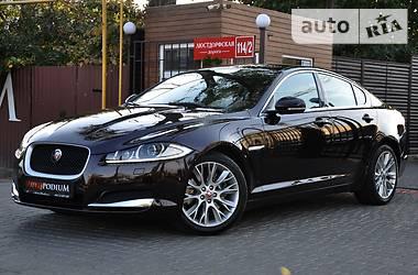 Jaguar XF 2015 в Одессе