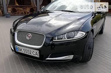 Jaguar XF 2012 в Ровно