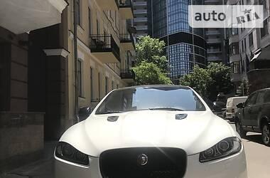 Jaguar XF 2013 в Києві