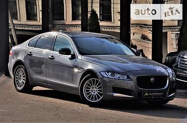 Jaguar XF 2016 в Киеве