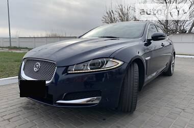 Jaguar XF 2013 в Одессе