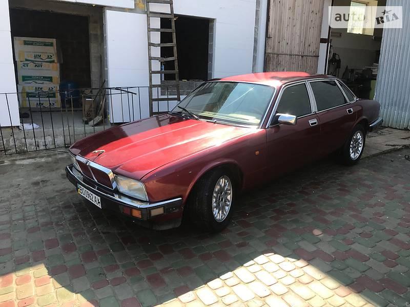 Jaguar XJ6 1990 года в Тернополе
