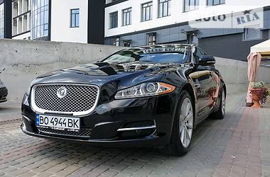 Jaguar XJ 2013 в Тернополе