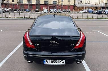 Седан Jaguar XJ 2015 в Белой Церкви