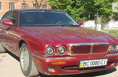 Седан Jaguar XJ 1996 в Харькове
