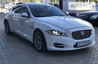 Jaguar XJL 2011 в Харькове