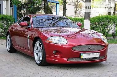 Jaguar XK 2008 в Днепре
