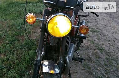 Jawa (Ява)-cz 350 1986 в Измаиле