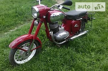 Jawa (ЯВА) 250 1966 в Млинове