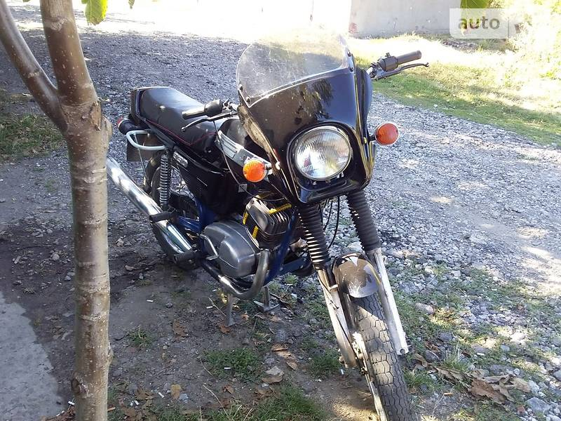Jawa (ЯВА) 350 Classic