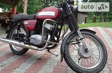 Jawa (ЯВА) 350 1987 в Львове