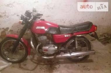 Jawa (ЯВА) 350 1987 в Полтаве