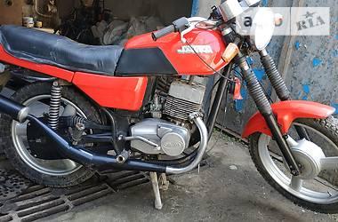 Jawa (ЯВА) 350 1990 в Кам'янці-Дніпровській