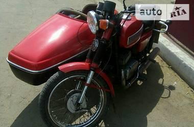 Jawa (ЯВА) 350 1986 в Баштанке