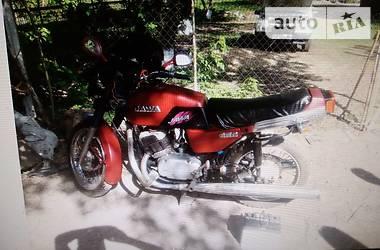 Jawa (ЯВА) 350 1989 в Городище