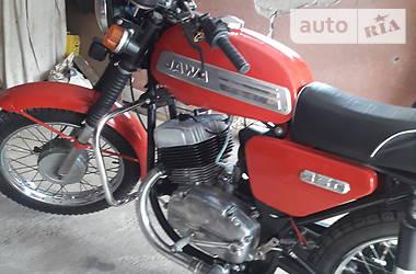 Jawa (ЯВА) 350 1979 в Тысменице