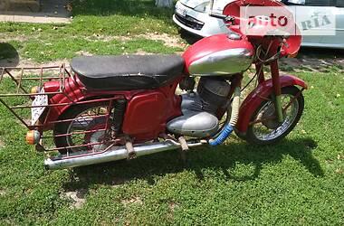 Jawa (ЯВА) 350 1966 в Казатине