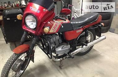Jawa (ЯВА) 350 1991 в Городке