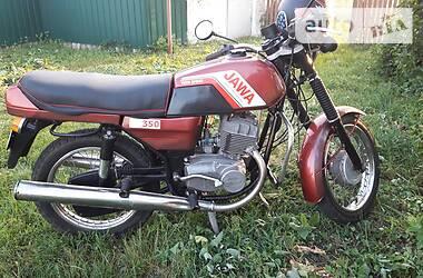 Jawa (ЯВА) 350 1991 в Ахтырке